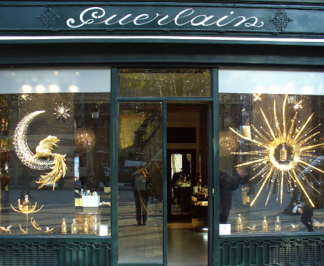 História da marca- Guerlain Paris
