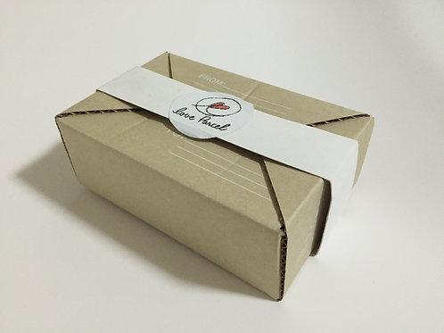 Simple Box เบอร์ 0 ขนาด 11x17x6 ซม. 10 กล่อง