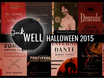 InkWell Halloween Fundraiser