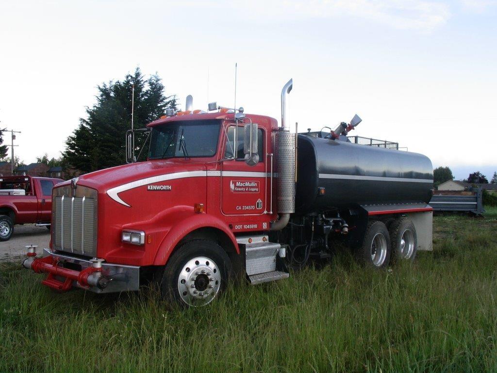 big water truck