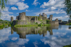 _IMG4385 Caerphilly Castle
