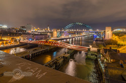 _IMG8565 Bridges At Night