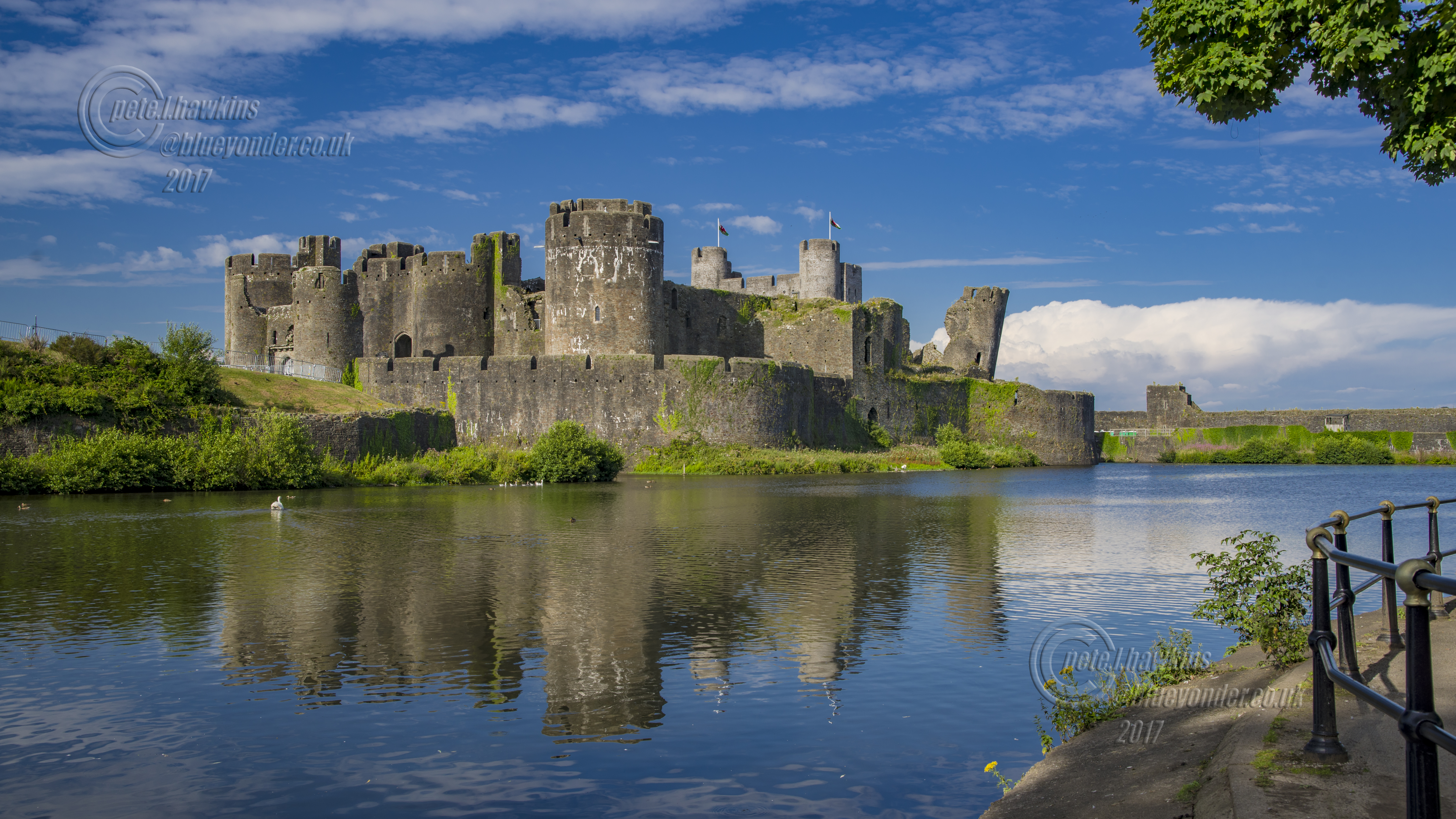 _IMG4583 Caerphilly Castle