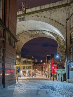 _IMG8545 Newcastle Street at night
