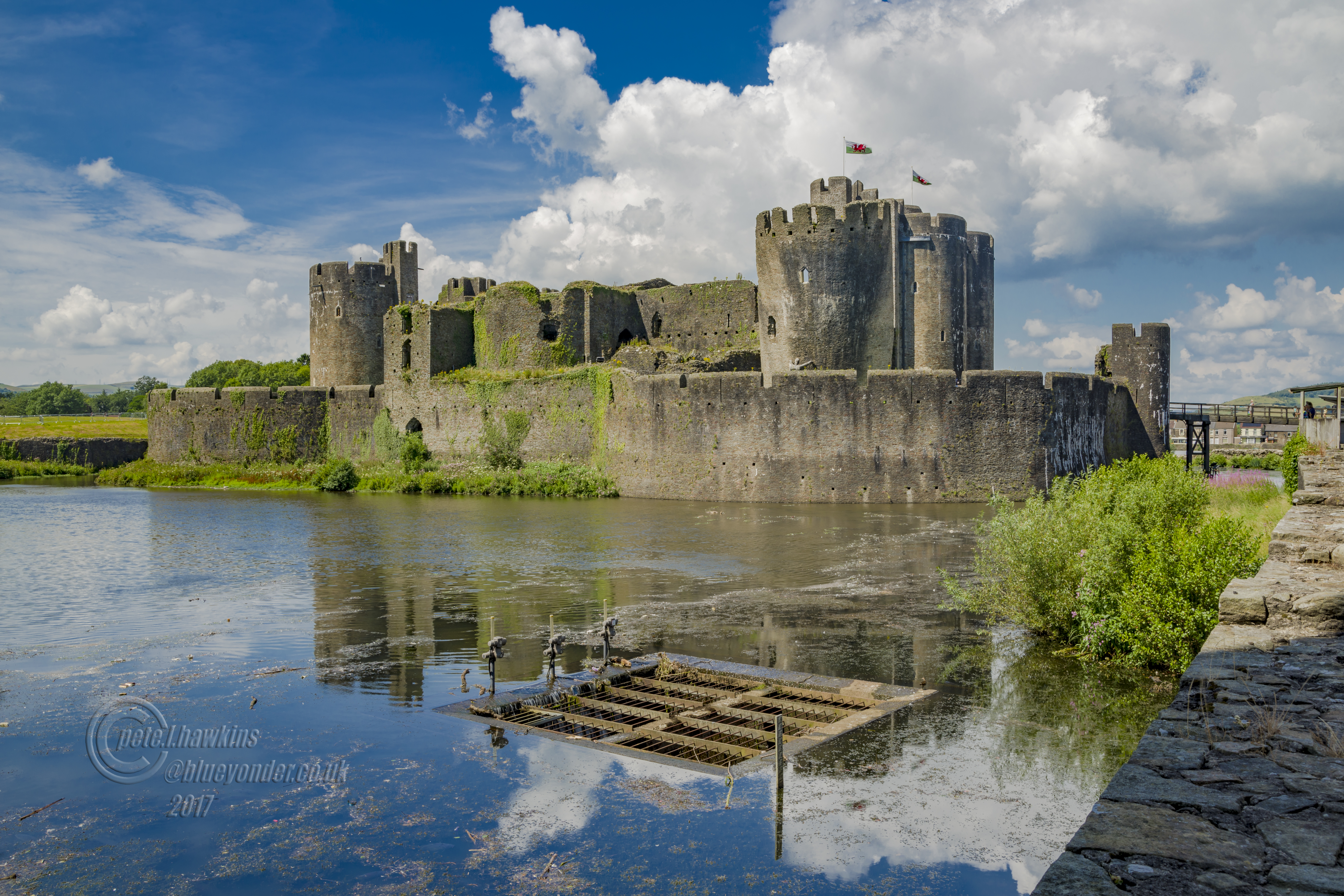 _IMG4433 Caerphilly Castle