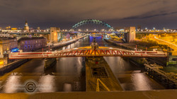 _IMG8564 Bridges At Night