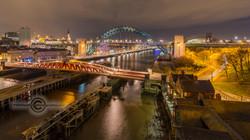 _IMG8566 Bridges At Night