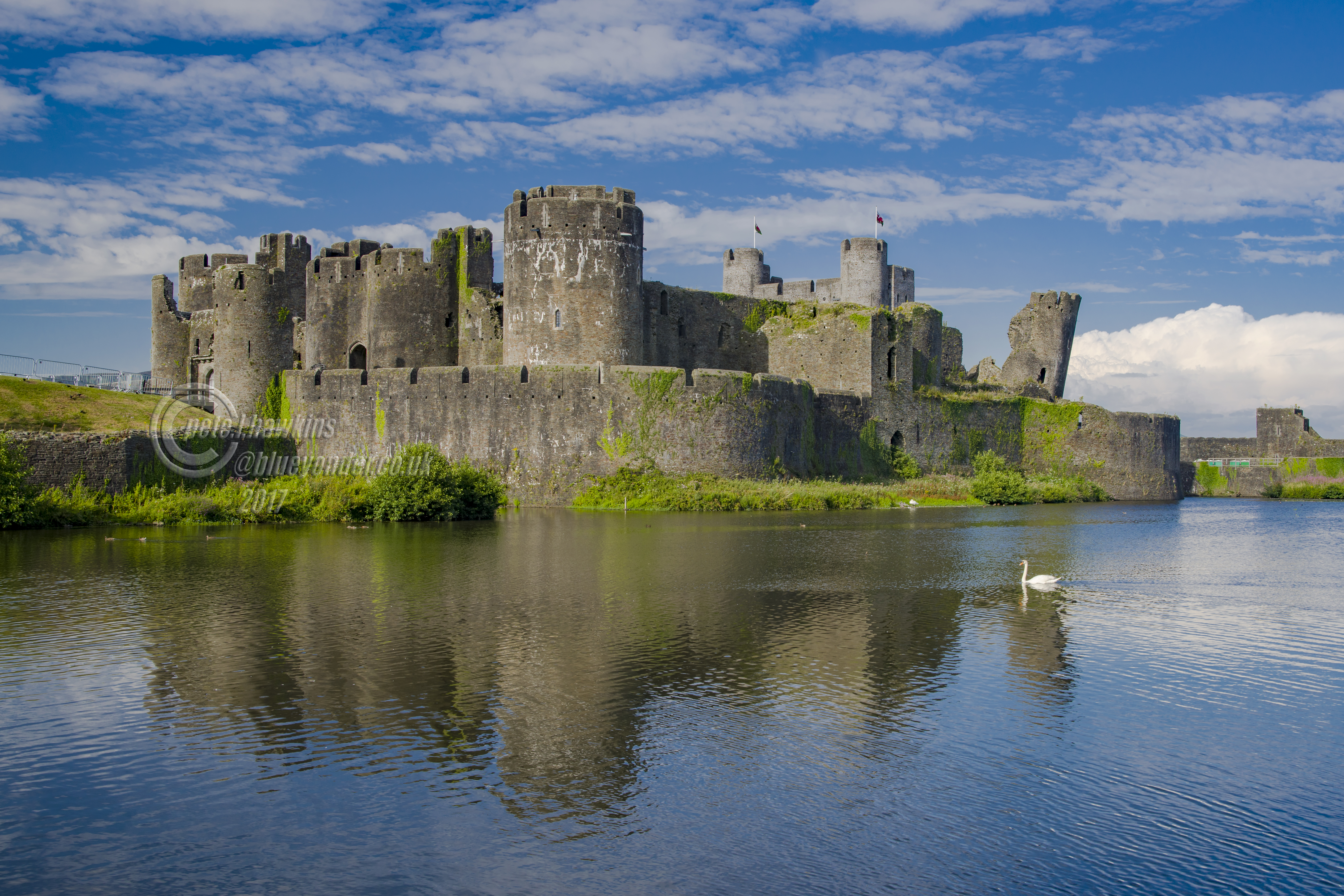 _IMG4554 Caerphilly Castle