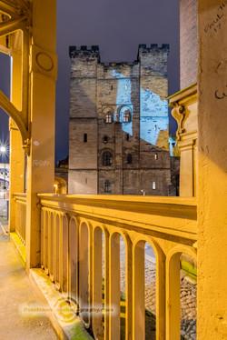 _IMG8557  Newcastle Castle framed cr
