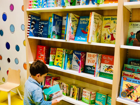 Why Wednesday: How To Raise Little Readers?