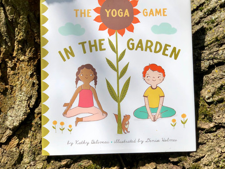 Story-Telling Sunday: The Yoga Game in the Garden