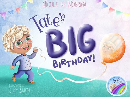 Tate's Big Birthday