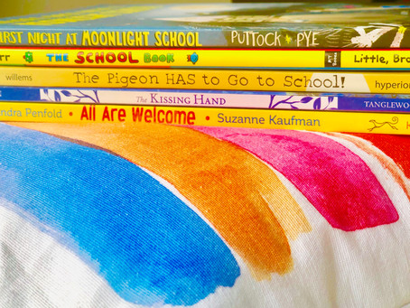 Story-Telling Sunday: Back-to-School Collection