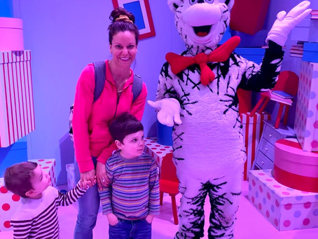 Our Day at The Dr. Seuss Experience