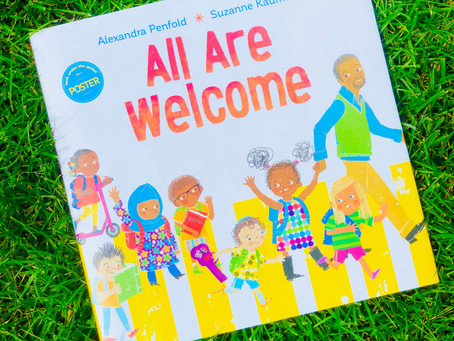 Story-Telling Sunday: All Are Welcome