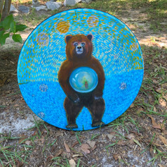 Bear Medicine Drum