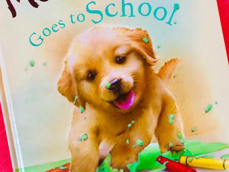 Story-Telling Sunday: Muddypaws Goes to School