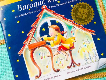 Story-Telling Sunday: Baroque with Joy