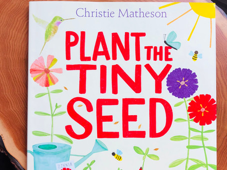 Story-Telling Sunday: Plant the Tiny Seed