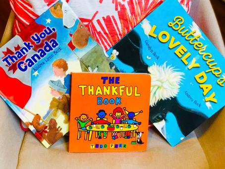 Story-Telling Sunday: Thanksgiving Round-Up