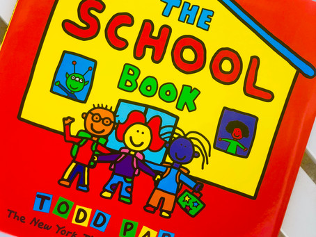 Story-Telling Sunday: The School Book