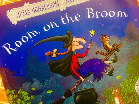 Story-Telling Sunday: Room on the Broom