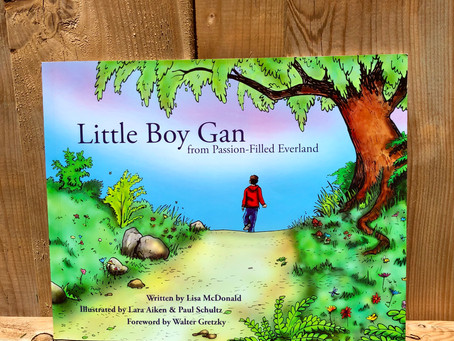 Story-Telling Sunday: Little Boy Gan [from Passion-Filled Everland]