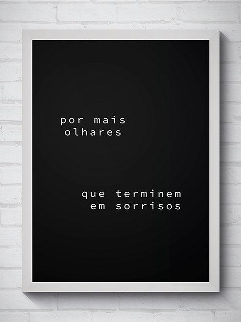 OLHARES E SORRISOS