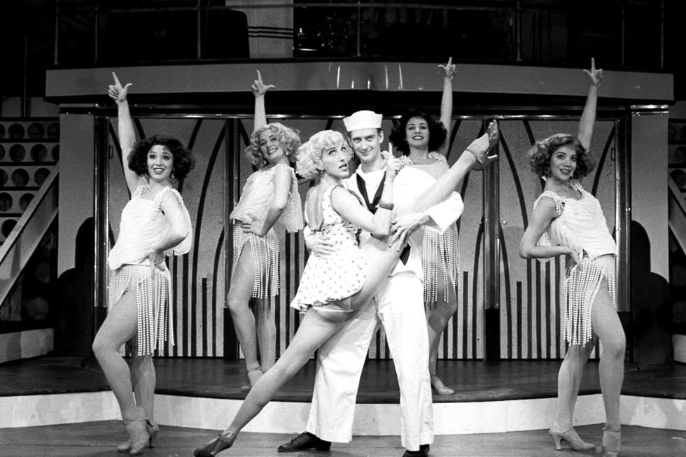 Anything Goes, Heaven Hop
