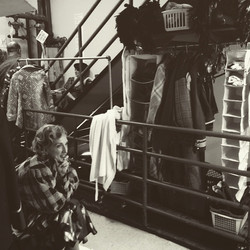 Backstage On The 20th Century