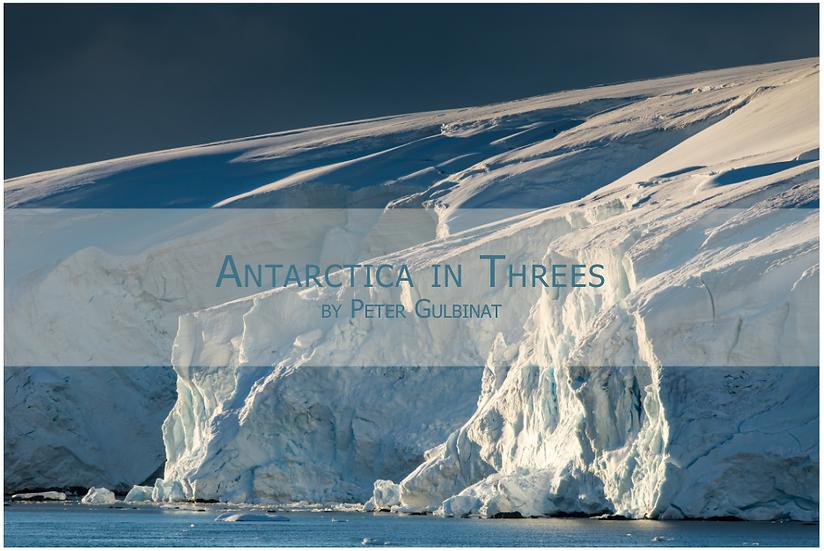 Antarctica in Threes