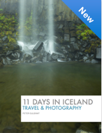 11 Days in Iceland - A Travel Book