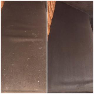 Restaurant Upholstery Steam Clean
