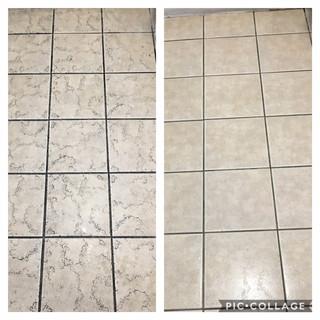 Hard Floor Deep Clean