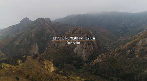 Pepperdine Year in Review 2019