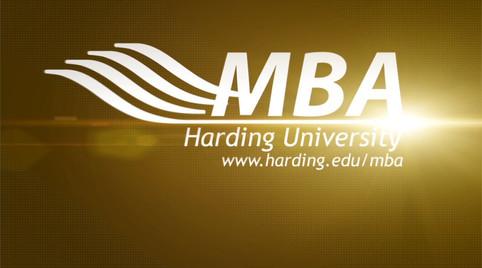 HARDING UNIVERSITY MBA