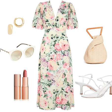 Fall into Spring/Summer with Pastels