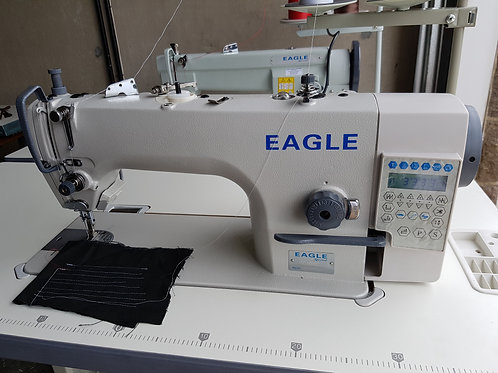 NEW Eagle 9000CPX Industrial Lockstitch Sewing Machine