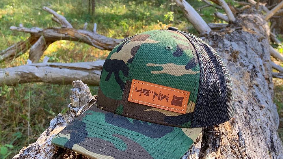 Oregon Edition Camo Hat