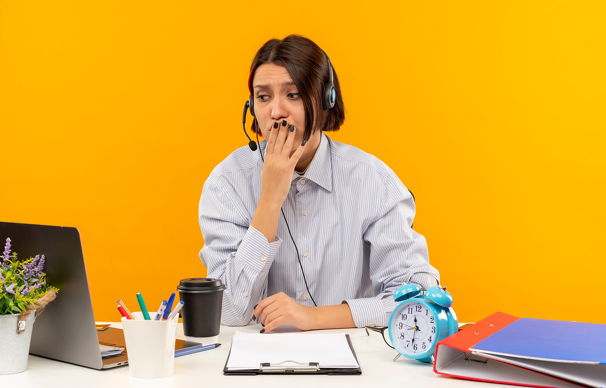 anxious-young-call-center-girl-wearing-h