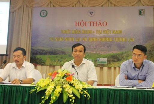 10 years of REDD+ in Vietnam: Where we are and What's next?