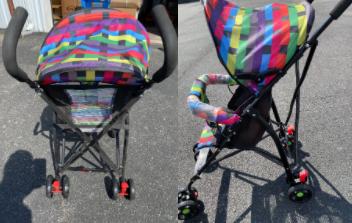 Island Wear Recalls Strollers