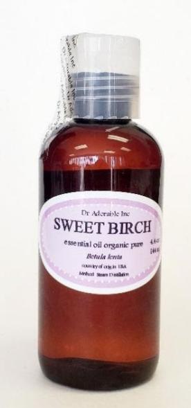 Sweet Birch Essential Oil