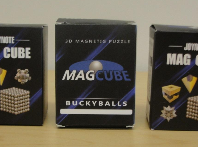 """""""Mag Cube"""" Magnetic Ball Sets"""