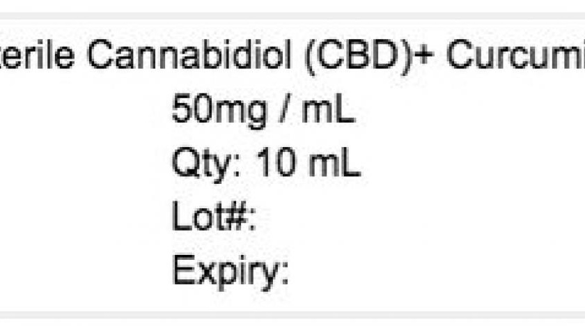 Cannabidiol (CBD) Complex
