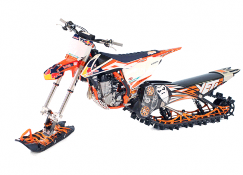 Yeti SnowMX Conversion Kits