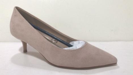 Kitten Heel Court Shoes