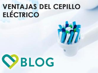 LAS VENTAJAS DEL CEPILLO ELÉCTRICO