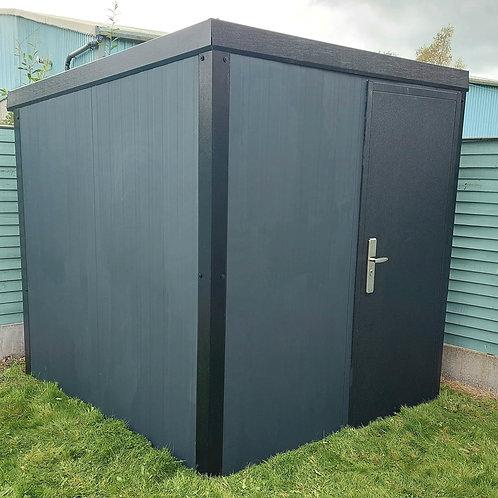 Garden Shed 2x2m