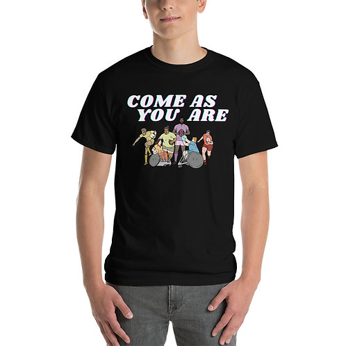Come As You Are Short Sleeve T-Shirt